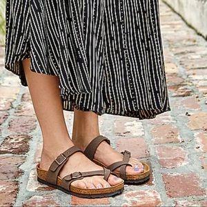 Birkenstock Mayari Sandals 5-5.5 EUC